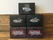 YUGIOH Konami Double Box Set Of 5 Vintage 5D'S