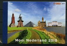 Nederland Prestigeboekje 29 Mooi Nederland 2010 - AANBIEDING