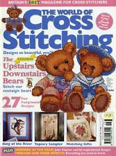 The World of Cross Stitching Issue 046, June 2001 (OHNE Free Gift)