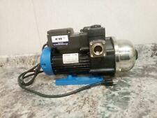Flint & Walling VP10 1 HP 3450 RPM 115VAC 3 Stage Booster Pump System