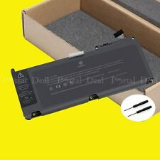 """63.5WH Battery For Apple MacBook Unibody 13"""" A1331 A1342 Late 2009 Mid 2010"""