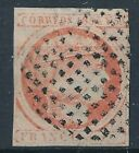 [32525] Philippines 1854/55 Good RARE classical stamp Very Fine used High CV