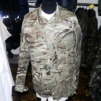 BRAND NEW BRITISH ARMY COMBAT JACKET MULTICAM / MTP TEMPERATE. 170/96, 180/96