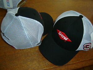#3 Austin Dillon DOW Checkered Flag Sports 2019 DRAFT Adjustable Mesh Hat / Cap