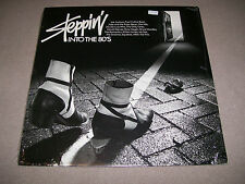 "Steppin' into The 80's - CBS 12"" Vinyl LP - Netherlands - 1980 - New Wave - NM"