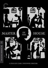 Master of the House - DVD Region 1