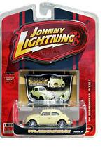 2008 Johnny Lightning Classic Gold 1966 Volkswagen VW Beetle R.34