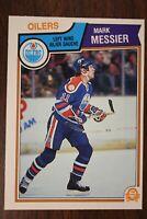 1983-84 O pee Chee OPC Mark Messier - Edmonton Oilers - #39
