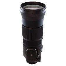 """New SIGMA AF 150-600mm 5-6.3 DG OS """"C""""  - Fits Nikon"""