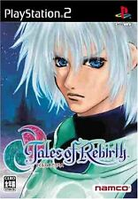 Used PS2 Tales of Rebirth  Japan Import (Free Shipping)
