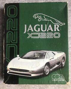 Jaguar XJ220 : Amiga System : Core Design Software : VGC