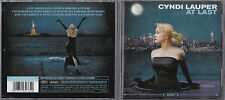 CD 13 TITRES CYNDI LAUPER AT LAST DE 2003 TBE