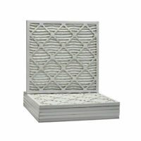 NIB 6 Pack 18x25x1 MERV 8 Pleated AC Furnace Air Filters