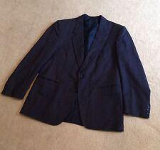 Men's Grey STAFFORD ELLINSON Blazer, Wool, Faint Striped - GREAT Cond', RRP $600
