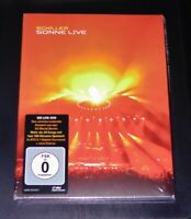 SCHILLER SONNE LIVE DVD IM DIGIPAK SCHNELLER VERSAND NEU & OVP