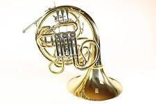 Hans Hoyer K10GA Professional French horn DISPLAY MODEL QuinnTheEskimo