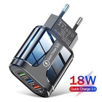 Fast Charger Quick Charge 3.0 4.0 Universal Wall Mobile iPhone Samsung Huawei