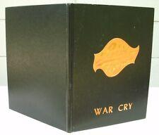War Cry 1977 Southwest Junior High School Yearbook - Lakeland, Florida