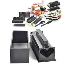 10 in 1 Sushi Maker Kit Rice Roll Mold DIY Einfache Chefform Küche Roller Cutter