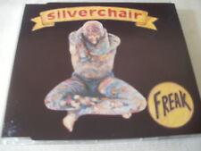 SILVERCHAIR - FREAK - UK CD SINGLE