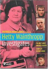 Hetty Wainthropp Investigates - Complete Second Series  Patricia Routledge  NEW