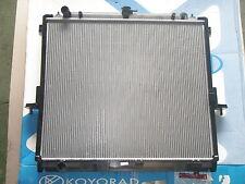 """Radiator Nissan Navara D40T 2.5ltr TD Manual RX ST ST-X Thai Vin Start """"M"""" Koyo"""