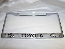 Toyota License Plate Frame Brand New!