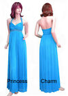 Bridesmaid Formal Evening Dress Gown AU Size 8 10 12 14