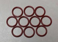 Usa Shipping - 10 pc O Ring Silicone Od 21mm Id 16.2 Thickness 2.4mm Prop Saver