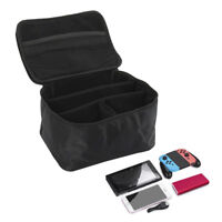 Travel Carrying Storage Case Bag For NS Switch System All Accessories-DG