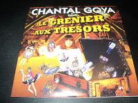"CD NEUF ""CHANTAL GOYA dans Le grenier aux tresors"" Comedie musicale"