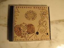 DEVENDRA BANHART Rejoicing In The Hands CD ACID FOLK w/ VASHTI BUNYAN LIKE NEW