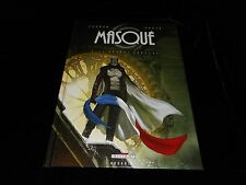 Lehman / Créty : Masqué 4 : Le préfet spécial Delcourt DL avril 2013 1° édition