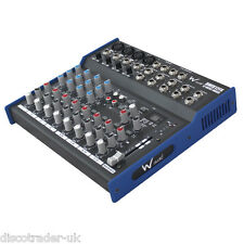 W AUDIO DIGIMIX DMIX 12FX TABLETOP MINI AUDIO MIXER MIXING DESK - MIXE13