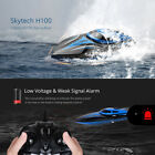 Skytech H100 2.4G Remote Controlled 180° Flip 20KM/H High Speed RC Boat Toy P5Y9