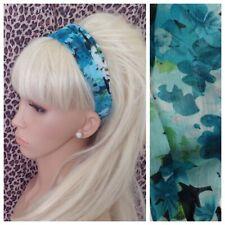 Rose- T.Unique Bandeau cheveux enfant serre tête headband  PAPILLON PA7074