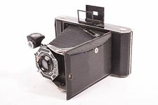 Kodak Six-16 folding camera with kodak Anastigmat f/6.3 - 126mm lens.