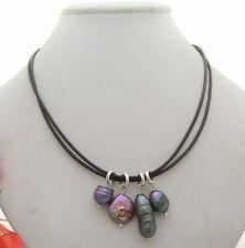 Pearl Necklace Wonderful! Multi Shape