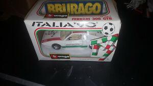 FERRARI 308 GTB SPECIALE ITALIA 90 COD. 0148 IT SCALA 1:24 BBURAGO CON SCATOLA