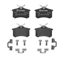 BREMBO P 85 020 Kit de plaquettes de frein pour  VAG CITROEN PEUGEOT