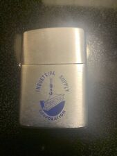 1981 Industrial Supply Corporation Tampa Zippo Lighter Never Used