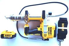 New Dewalt DCGG571 20V Cordless Grease Gun, (1) DCB204 4.0 AH Battery 20 Volt