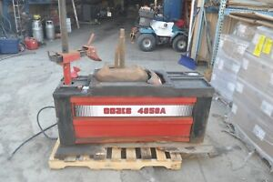 COATS 4050A TIRE CHANGER RIM CHANGING MACHINE 4050 A USED