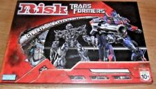Risk Transformers Cybertron War Edition 100% Complete Board Game Vintage 2007 G1