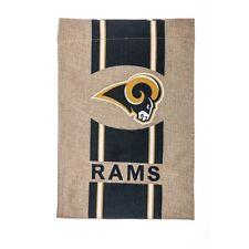 LA Rams Garden Flag!