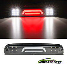 For 1999-2016 Ford F250 F350 Super Duty Cargo 3D Led Third 3rd Brake Light Black