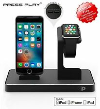 ONE Dock APPLE CERTIFIED Power Station Dock, Stand and Charger For Apple Watch