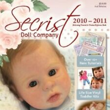 Tutorial Painting,sculpting, & Product Guide to Reborning ~ REBORN DOLL SUPPLIES