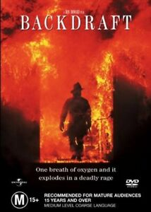 Backdraft DVD