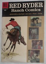 Silver Age WESTERN  RED RYDER Ranch Comics #149  VF+ 8.5
